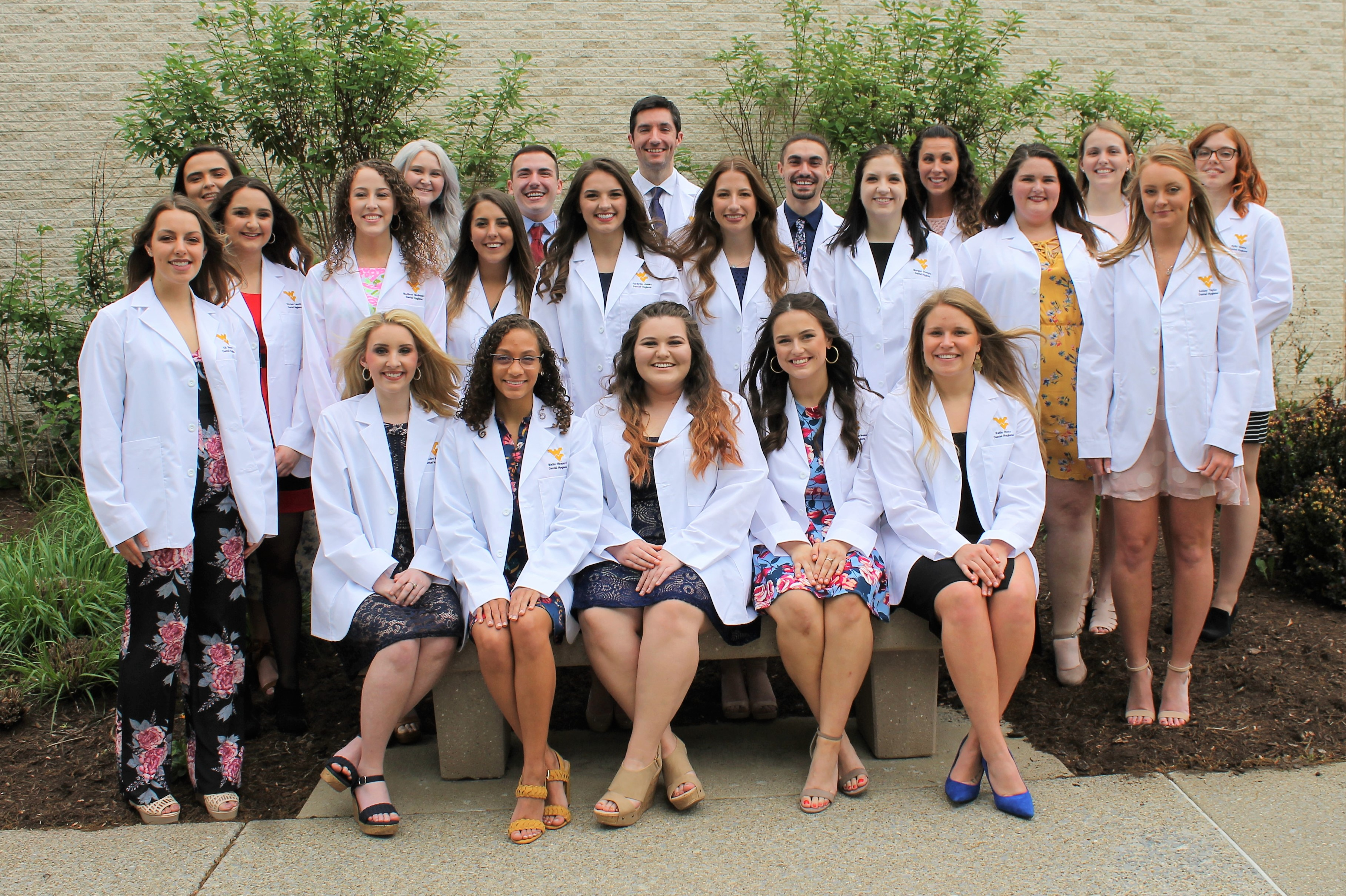 Dental Hygiene Class of 2020 White Coat Ceremony