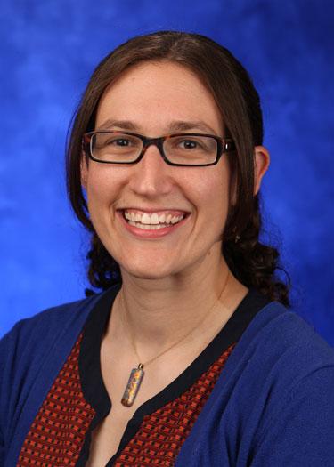 Photo of Jessica Frey