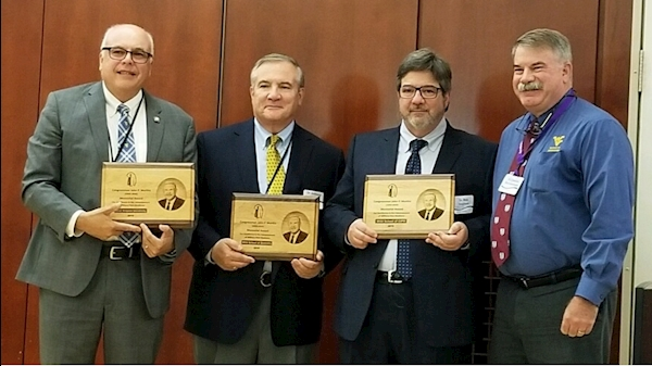 WVU receives national award for excellence in military pain medicine