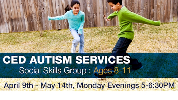 CED Autism Services launches social skills group