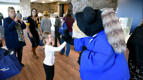 Photo gallery from Open House at WVU Medicine Fairmont Clinic available