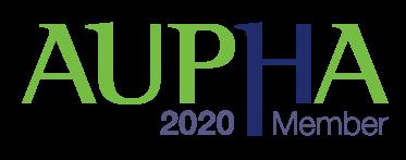 AUPHA logo