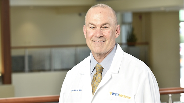 WVU's Clay Marsh to address congressional caucus on opioid epidemic