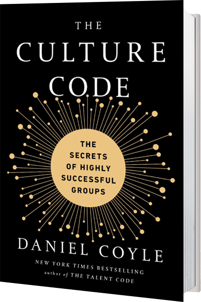 book cover The Culture Code