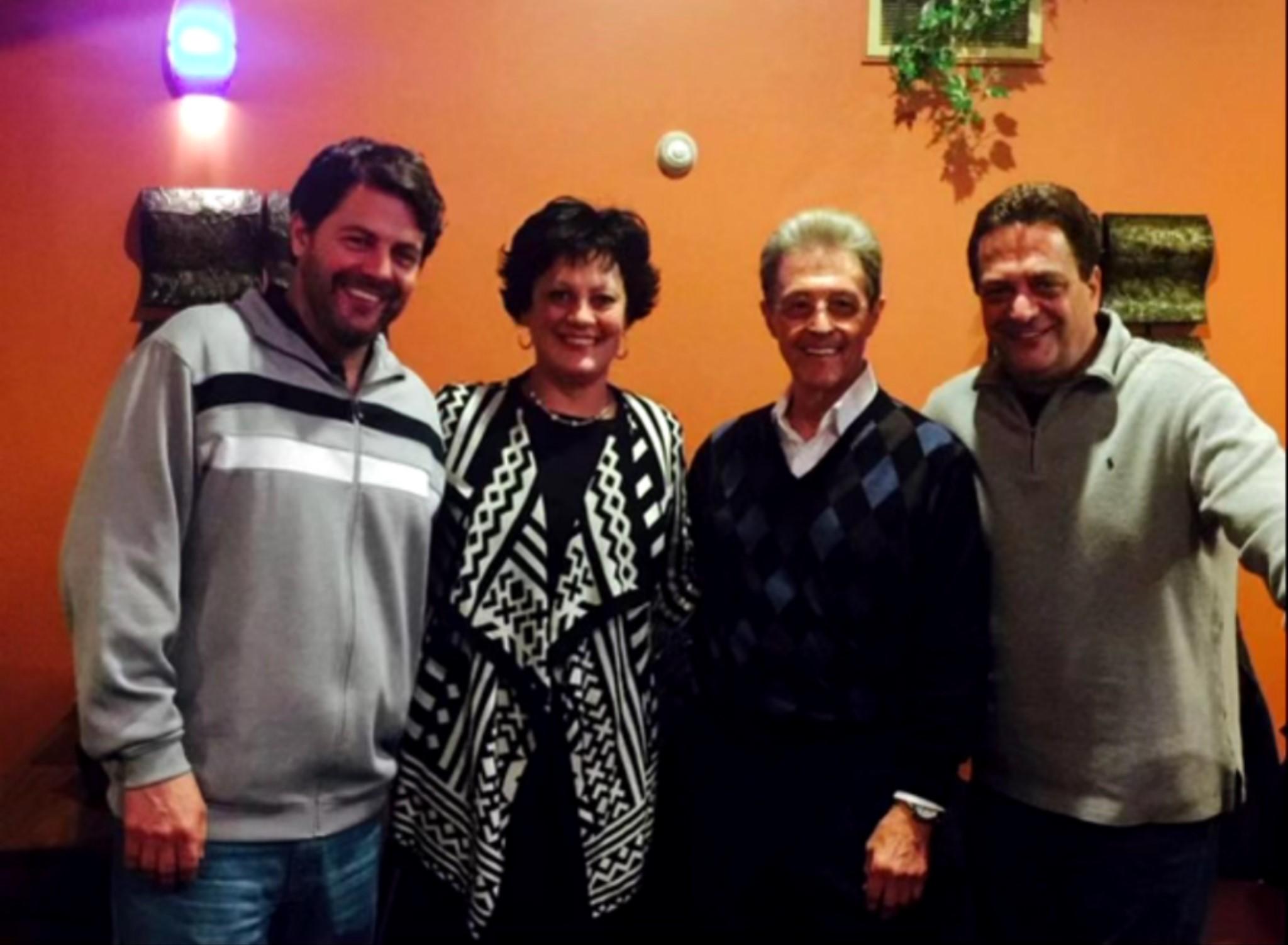 Greg Lorenze, Cindy Myers, Steve Lorenze Jr., Jerry Lorenze