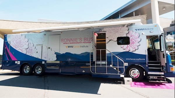 Bonnie's Bus receives $25,000 grant to provide patient navigation services