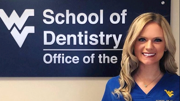 Dental student watch: Bailey Hollihan