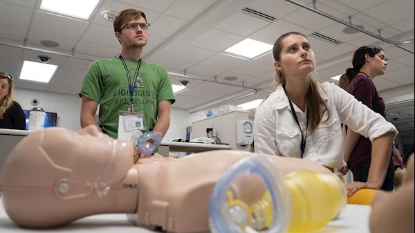 WV STEPS Center to host Healthcare Simulation Week Sept. 13-17