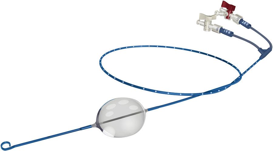 The ER-REBOA catheter