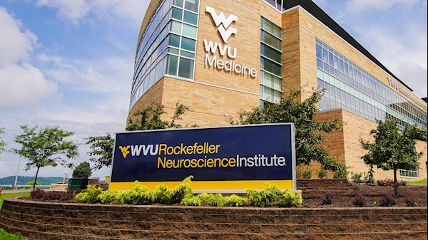 WVU in the News: West Virginia University's Rockefeller Neuroscience Institute