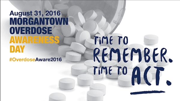 WVU to mark Morgantown Overdose Awareness Day with panel discussion