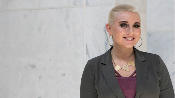 MEET OUR GRADS: Brittany Irick
