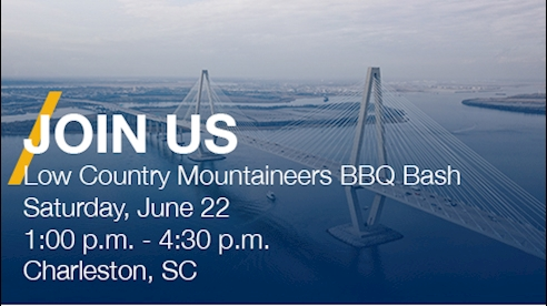 Join the WVU School of Pharmacy at the Low Country Mountaineers BBQ Bash and Pepperoni Roll Bake-Off!