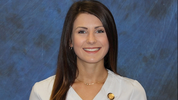 The WVU School of Nursing remembers Delaney Wykle, BSN, Class of 2019