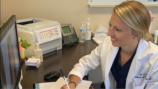 WVU Dental Care offers teledentistry for virtual patients