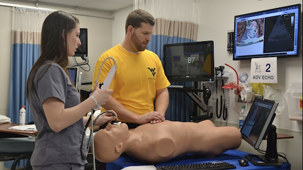 Unique ultrasound competition slated at the WVU School of Medicine