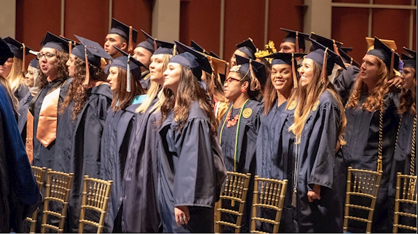Relive 2019 graduation celebration through pictures and video