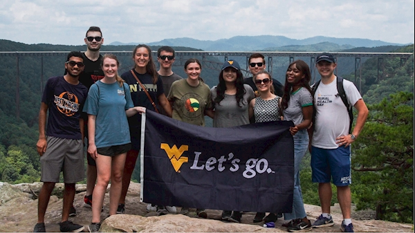 WVU Institute for Community and Rural Health student program focuses on outreach and creating community ties