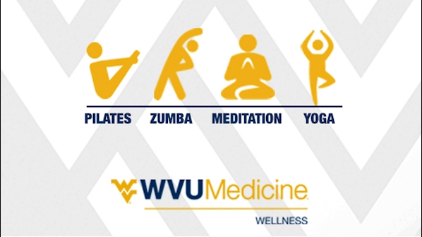 Virtual exercise classes, wellbeing and mindfulness programs available