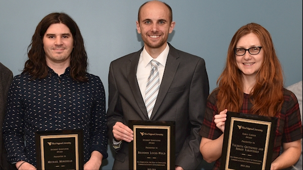 Five faculty, students win at WVU Innovation Awards