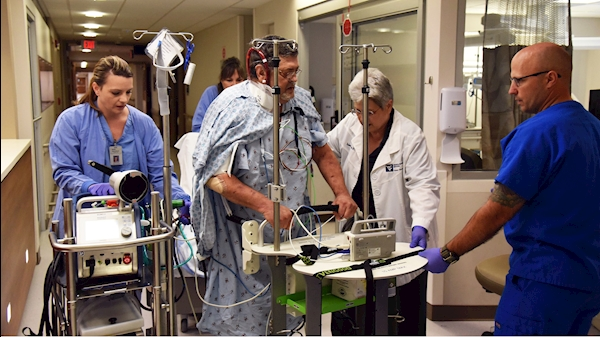 WVU Heart and Vascular Institute gains national recognition for life-saving ECMO treatment