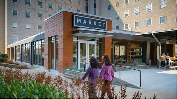 The Market at Health Sciences to undergo changes with new Sodexo agreement