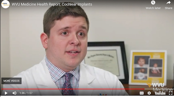 WVU Medicine Health Report: Cochlear Implants