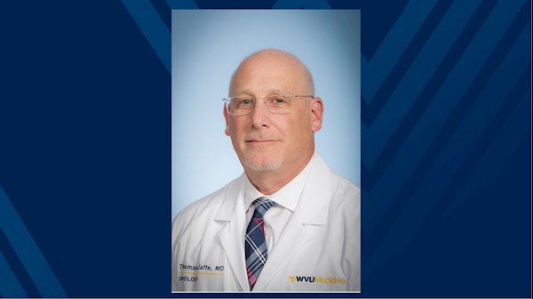 Male infertility specialist joins the WVU Center for Reproductive Medicine