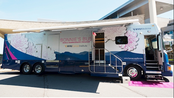 Bonnie's Bus to offer mammograms in Jane Lew and Glenville