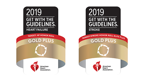 Get With The Guidelines Badges
