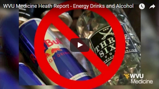 Energy drinks and alcohol: A dangerous combination (Video)