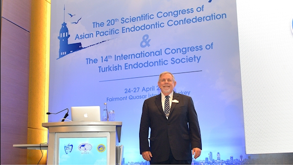 School of Dentistry endodontics expert educates international practitioners