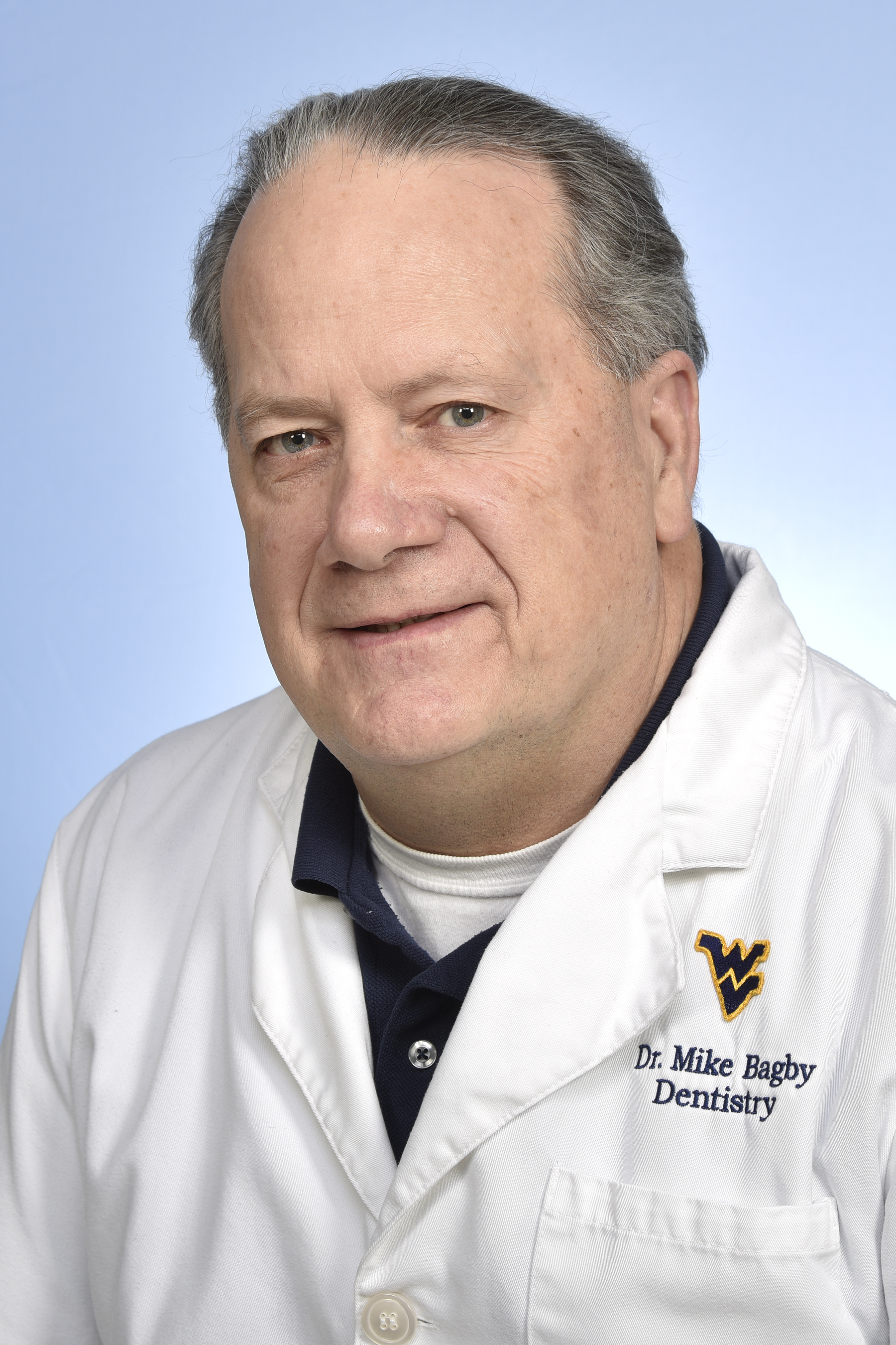 Dr. Mike Bagby was selected as the Mountaineer curiosity value coin recipient.