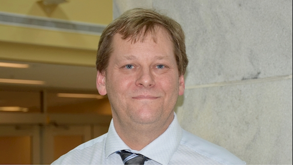 Alumnus returns to campus to discuss the WV Pharmacists Recovery Network