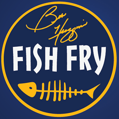 Bob Huggins Fish Fry Logo