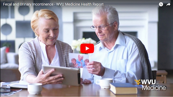 WVU Medicine Health Report: Fecal and urinary incontinence