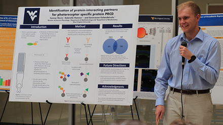 Deadline approaching for Summer Undergraduate Research Program