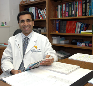 Arif Sarwari, MD