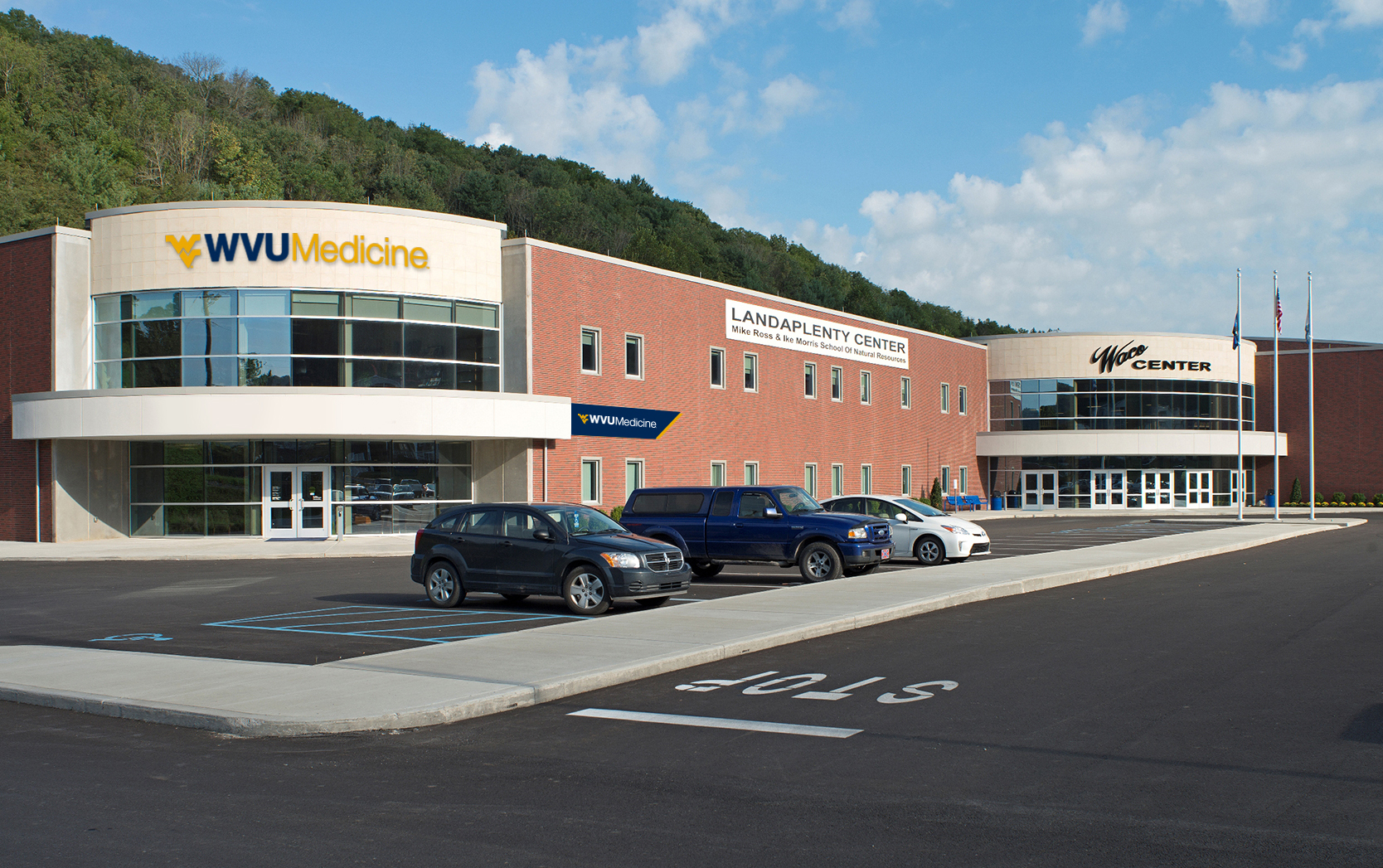 WVU Medicine Clinic at the Glenville State College Waco Center