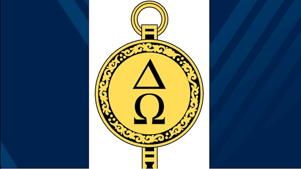 WVU's award-winning Delta Omega chapter highlighted in national webinar