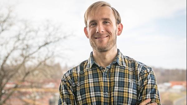 Meet our grads: Quintin Brubaker