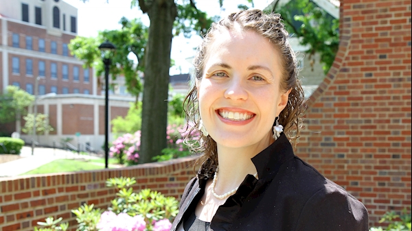 WVU School of Public Health student selected for WVU Foundation Distinguished Doctoral Scholarship