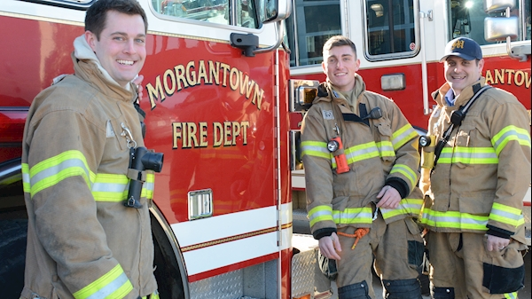 Free healthcare screenings for first responders