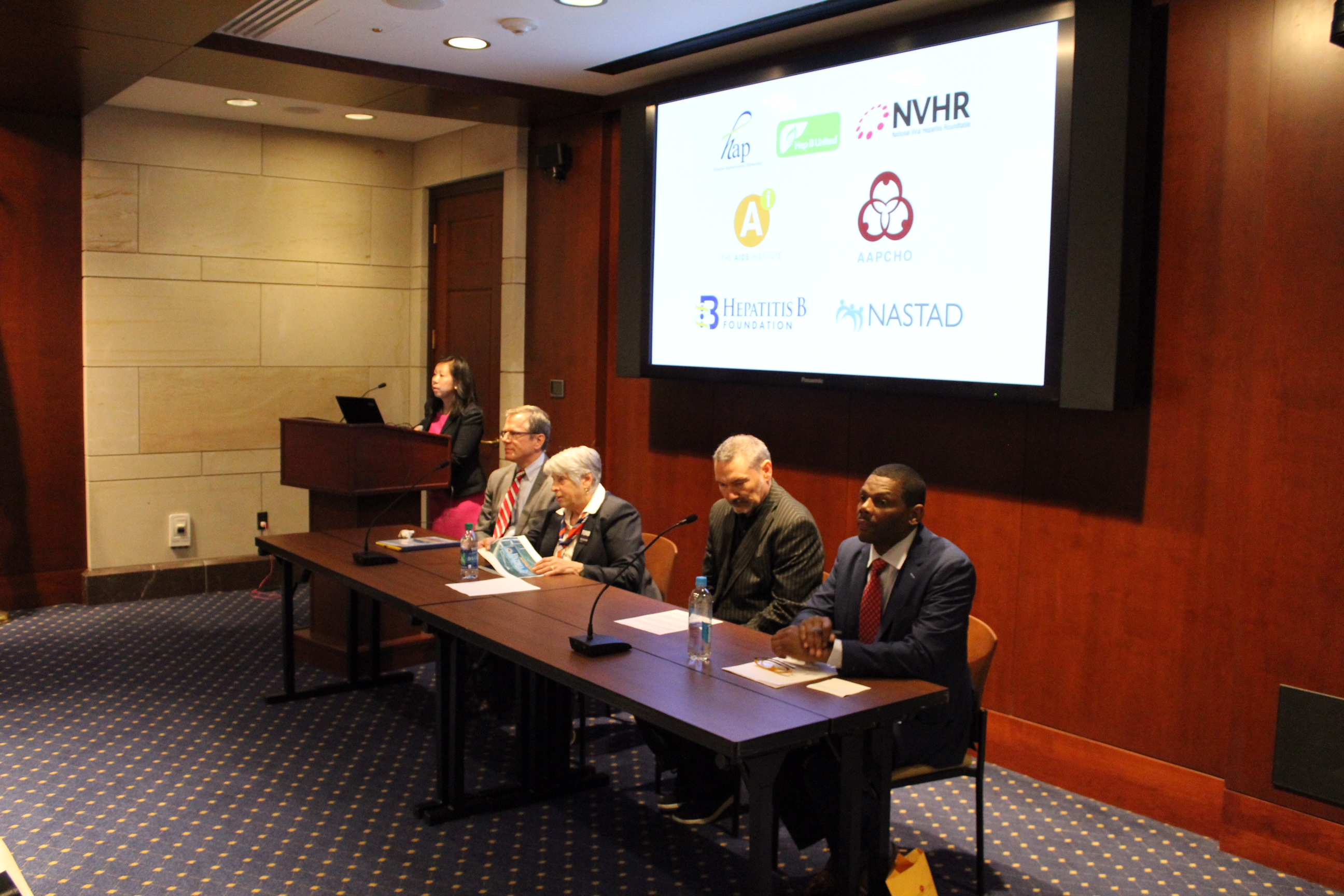 Feinberg participates on congressional panel.
