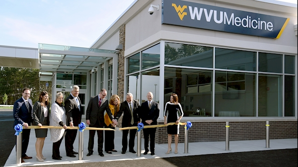 New WVU Medicine clinic in Fairmont to open Monday