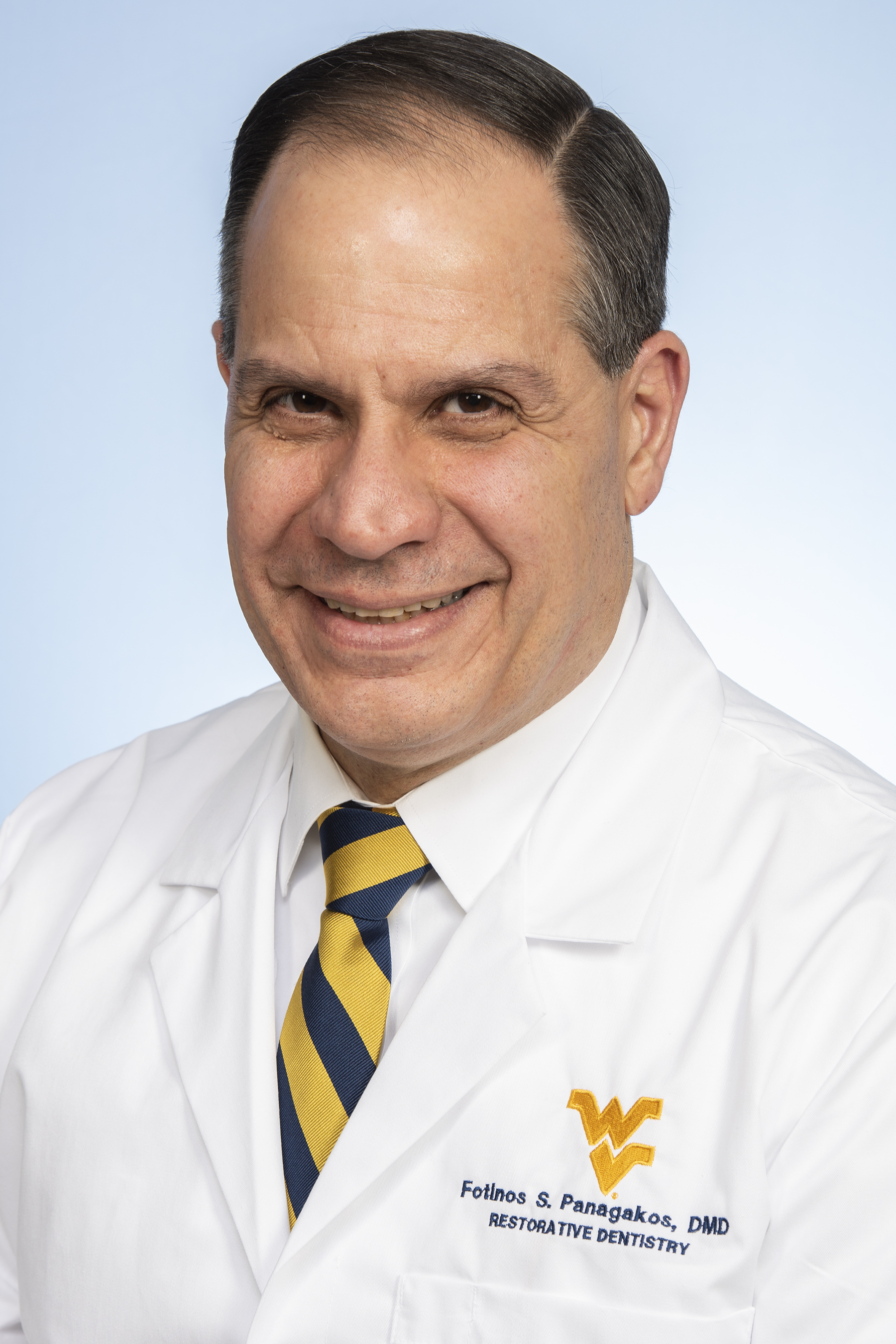 Dr. Fotinos Panagakos is the dental school's vice dean.