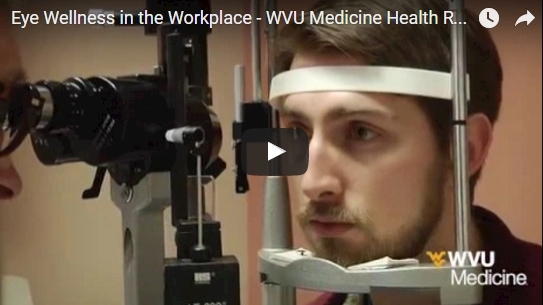 Keep your eyes healthy and safe in the workplace (Video)
