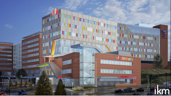 Hiring underway for new WVU Medicine Children's Hospital