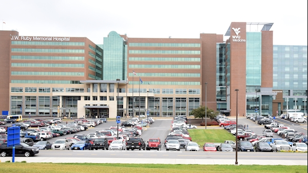 WVU Medicine J.W. Ruby Memorial Hospital labs receive accreditation