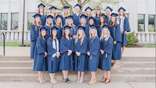 2018 Dental Hygiene and Doctor of Dental Surgery students graduate